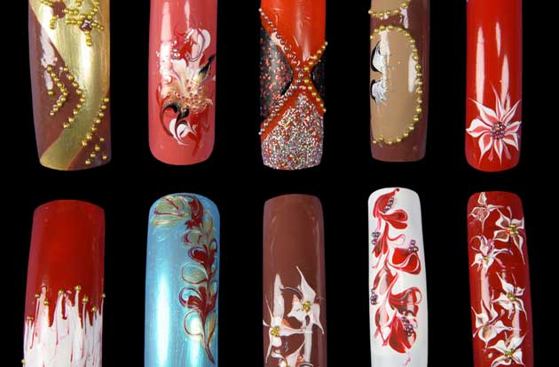 airbrush-nailart